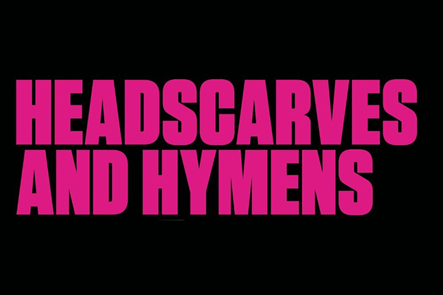 Book of the Month: June, 2015 – Headscarves and Hymens