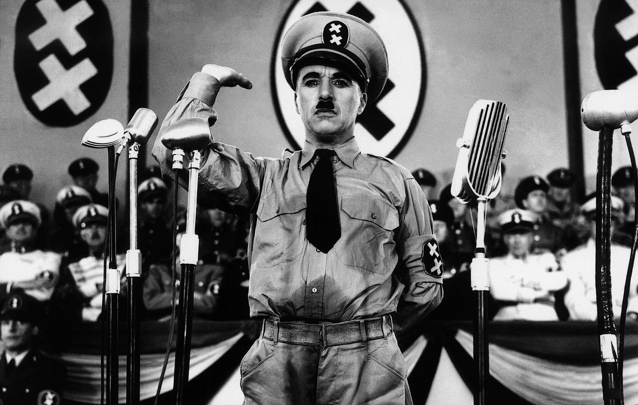 The Great Dictator, 1940 – Charlie Chaplin