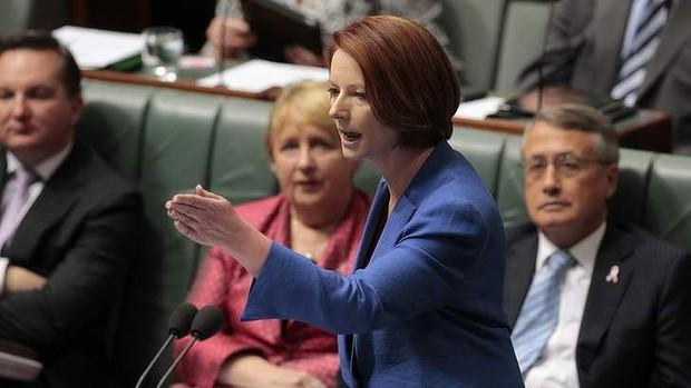 Misogyny Speech, Canberra, 2012 – Julia Gillard