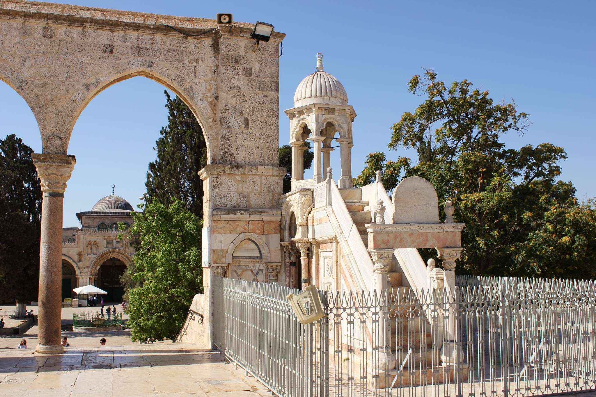 Understanding the Al-Aqsa Mosque