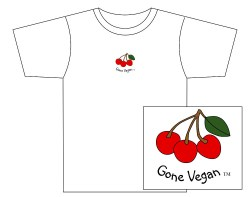 Men's Gone Vegan Short Sleeve Tee