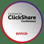 Barco Clickshare compatible