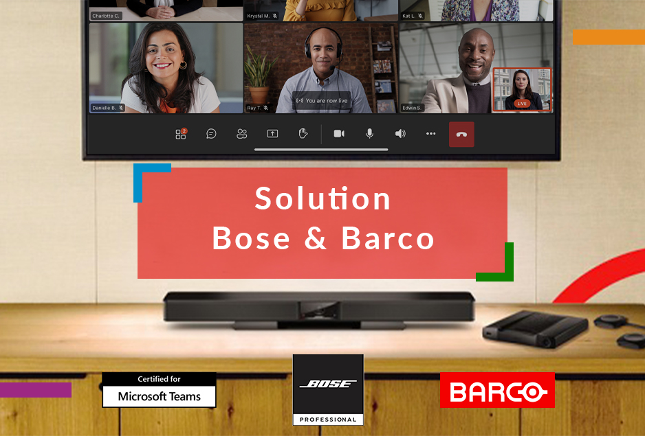 Alliance Bose Barco