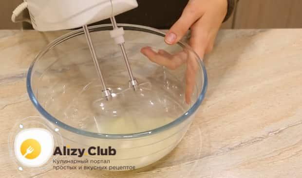 Ірімшік шарларын терең қуыруға арналған рецепт бойынша ингредиенттерді дайындаңыз
