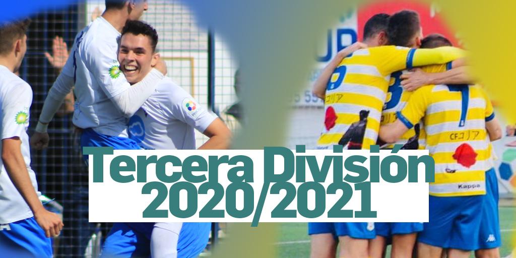 Castilleja y Coria son equipos del grupo X de Tercera División.