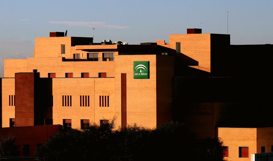 Hospital San Juan de Dios del Aljarafe. Foto de la Junta de Andalucía.