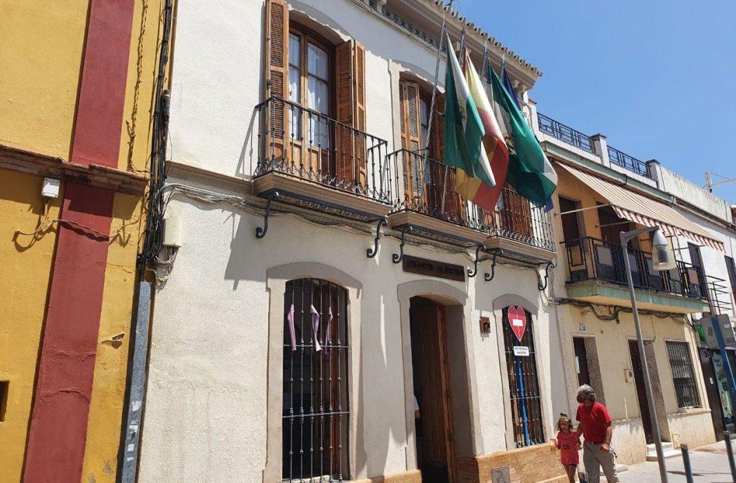 Ayuntamiento de Mairena del Aljarafe. Imagen de Aljarafe Digital.