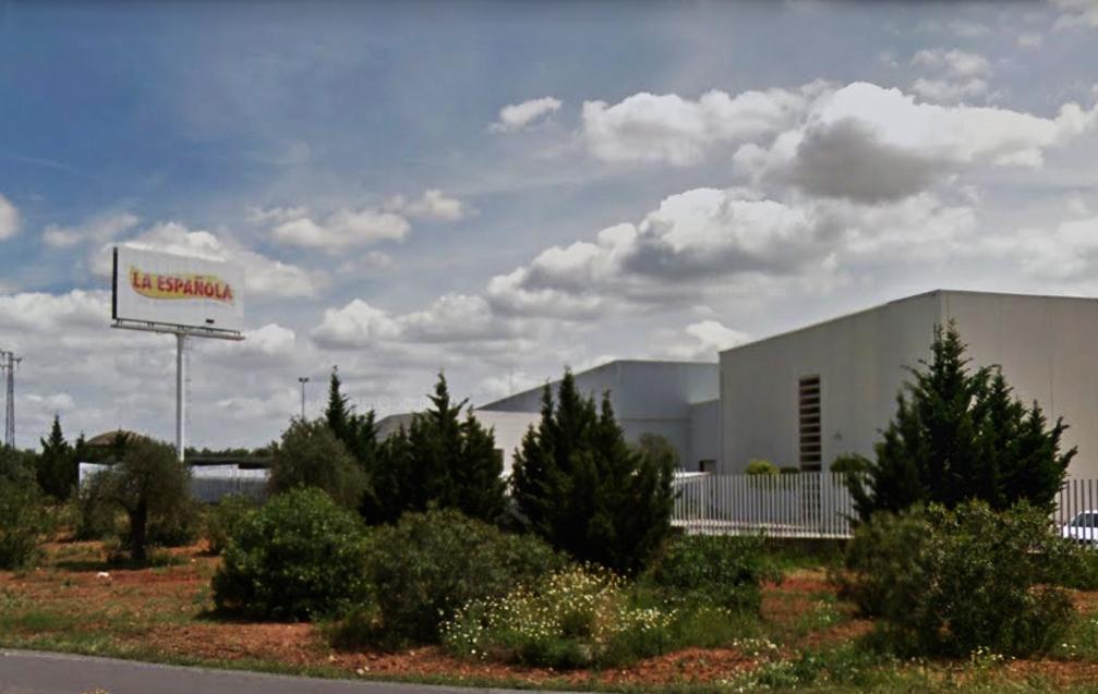 Fábrica de La Española en Aznalcázar.