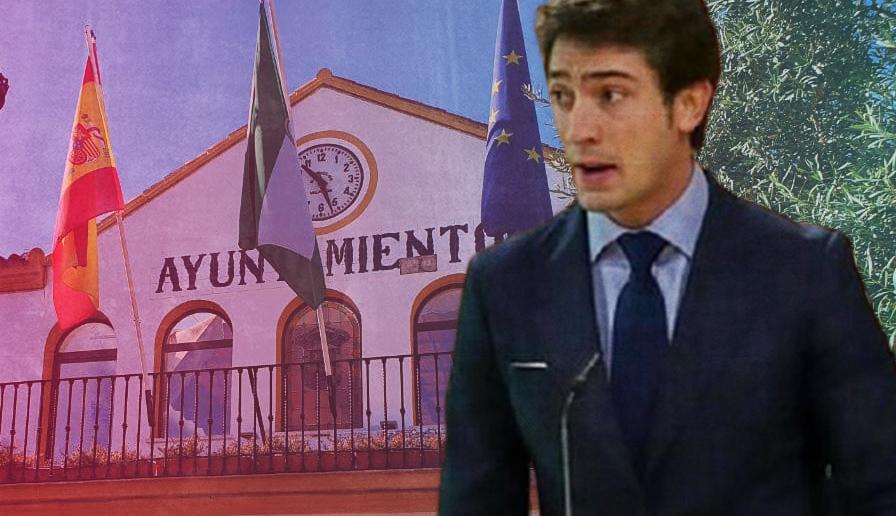 Luis Paniagua, concejal del Partido Popular en Bormujos.