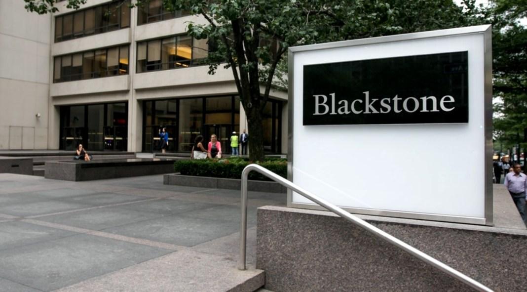 Sede en Nueva York del fondo de inversión Blackstone.