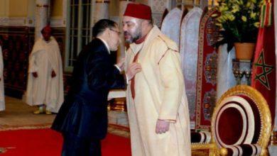 Photo of محمد السادس يكلف سعد الدين العثماني بتشكيل الحكومة