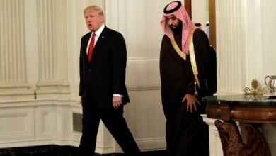 "Photo of ترامب في الرياض لإطلاق ""ناتو سني"" ضد إيران؟"