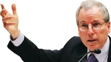 Photo of السفير الأمريكي السابق في دمشق: اللعبة انتهت!