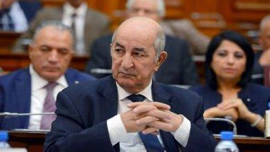 Photo of تبون : حماية الاقتصاد الوطني حق سيادي للجزائر