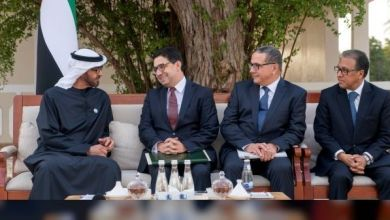 Photo of الإمارات تدعم المغرب في السراء والضراء