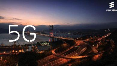Photo of اريكسون: 5G سيغطي 40 ٪ من سكان العالم بحلول عام 2024