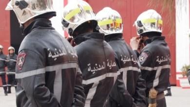 Photo of إصابة ثلاثة أعوان حماية مدنية بحروق بوهران