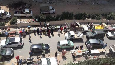 Photo of سكان حي سوريكال بباب الزوار يشتكون من فوضى السوق