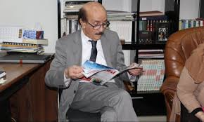 Photo of تعيين أحمد راشدي مكلفًا بالثقافة والسمعي البصري