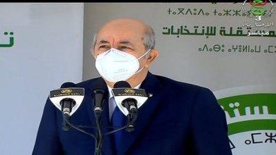 Photo of الرئيس تبون:التشريعيات هي اللبنة الثانية في مسار بناء جزائر أقرب للمواطن مما مضى