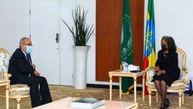 Photo of رئيسة اثبوبيا تستقبل لعمامرة اليوم