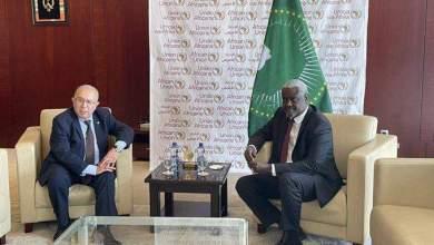 Photo of لعمامرة يلتقي رئيس السنيغال بأديس ابايا