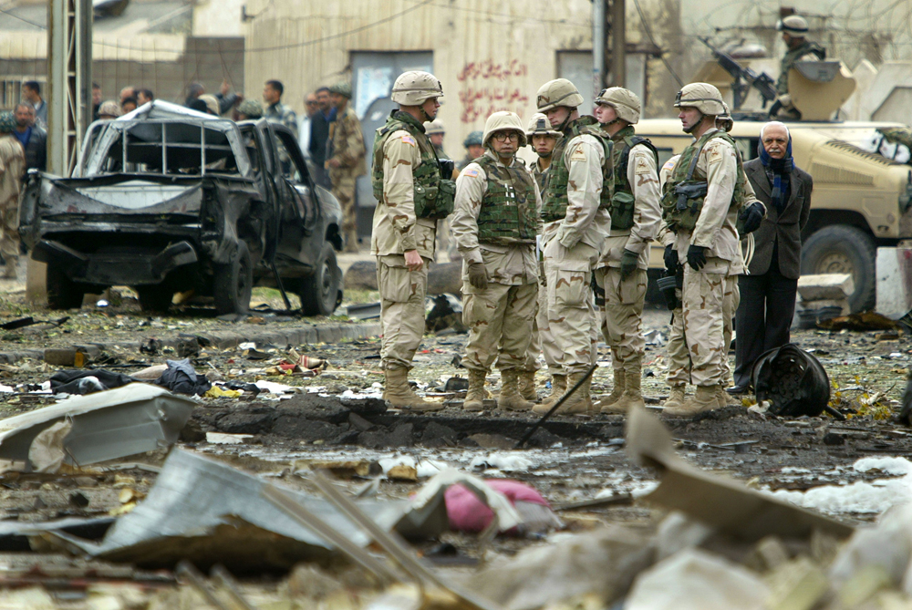 iraq after blair prevented civil war
