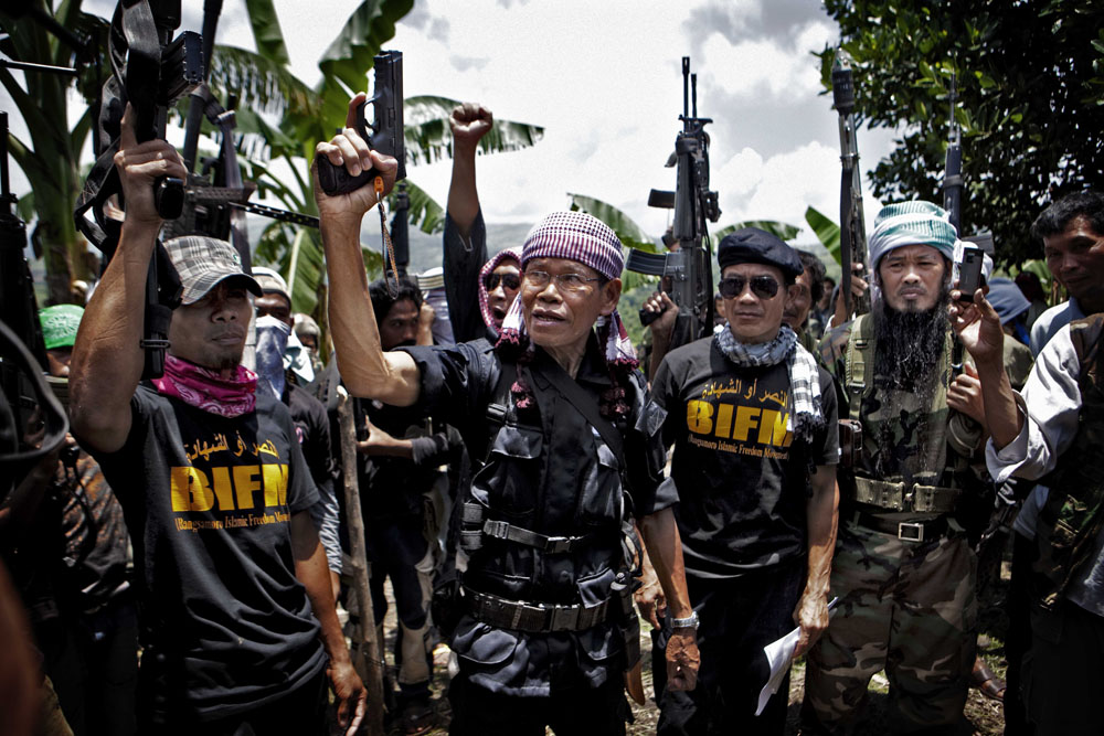 Image result for Terrorists in Philippines