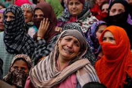 kashmir global, women's day kashmir,