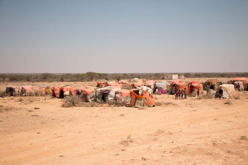 Thousands forced to move as drought strikes Puntland photos