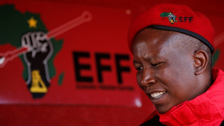 Is there a future for the EFF in S. Africa after Zuma? | African Media  Agency