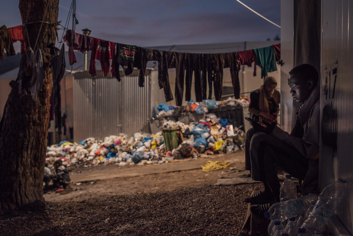 Οι αιτούντες άσυλο από τις αφρικανικές χώρες αντιμετωπίζουν συνήθως μια μακρά διαδικασία.  [Kevin McElvaney / Al Jazeera]