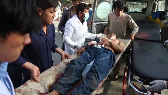 Afghanistan Suicide bomber targets school in Kabul