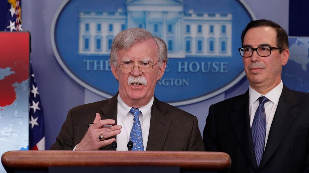 John Bolton Venezuela