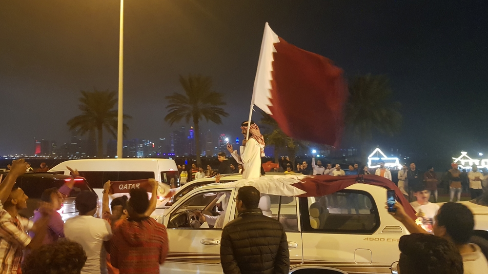 Calls for UAE to be punished after crowd violence mars Qatar