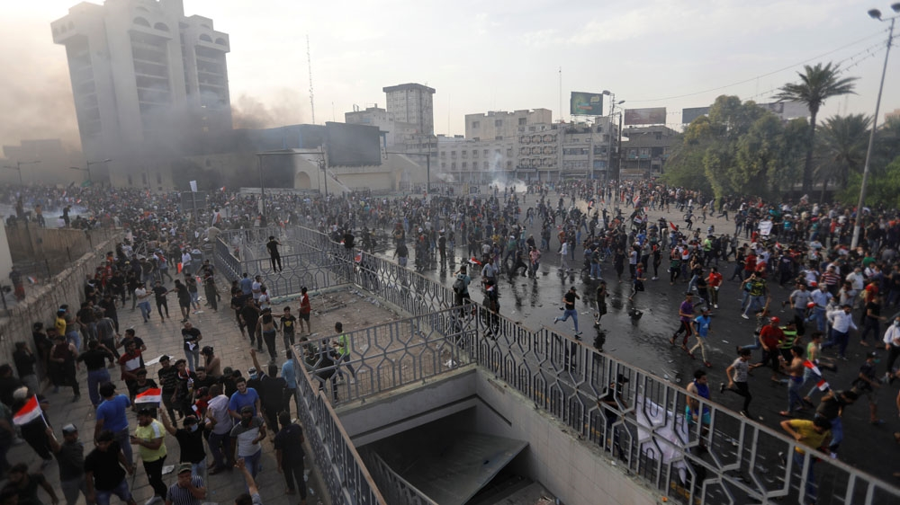 Iraq protests