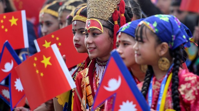 Nepal China Xi