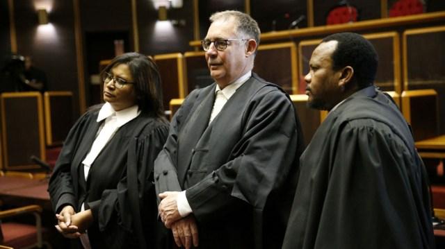 Jacob Zuma prosecution