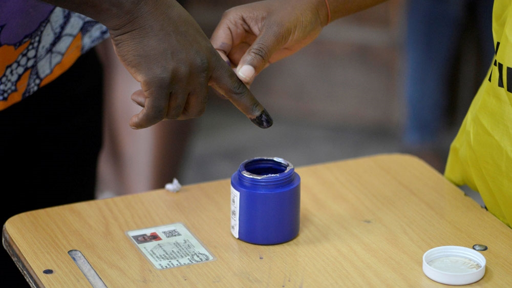 Mozambique election