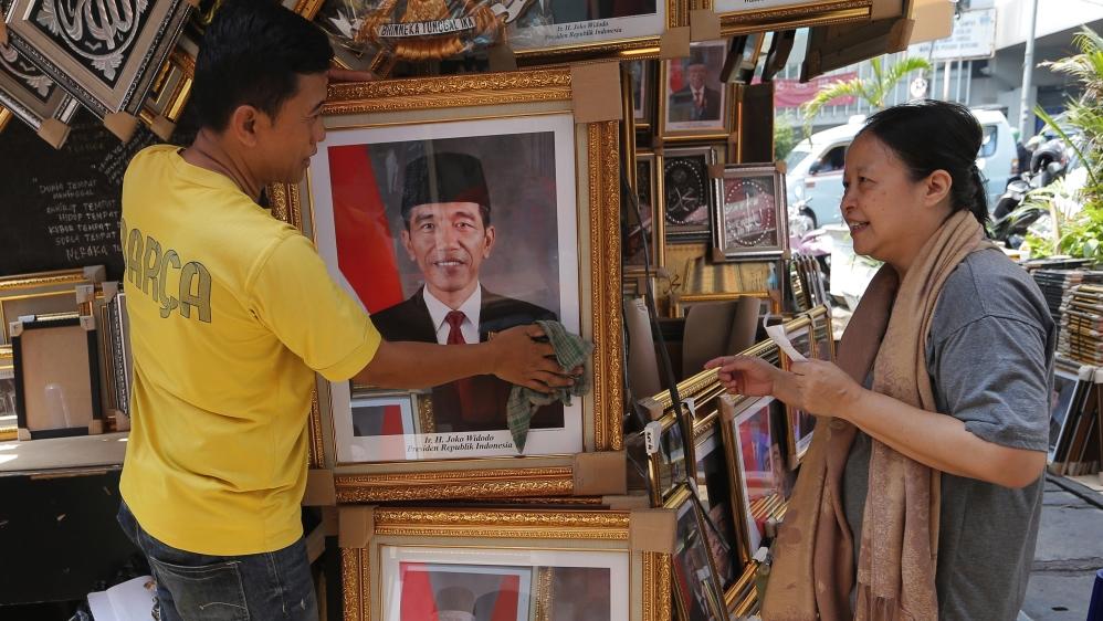 Indonesia Joko Widodo