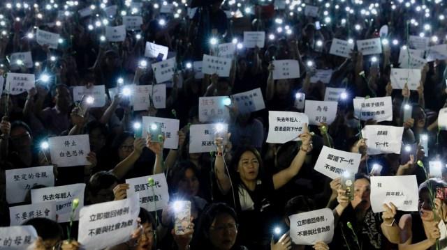 HK vigil