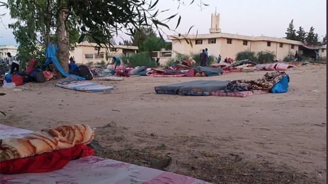 Libya screen grab