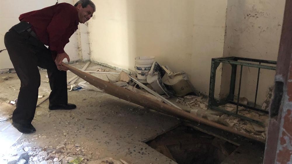 East Jerusalem archaeology [Dareen Jubeh/Al Jazeera]