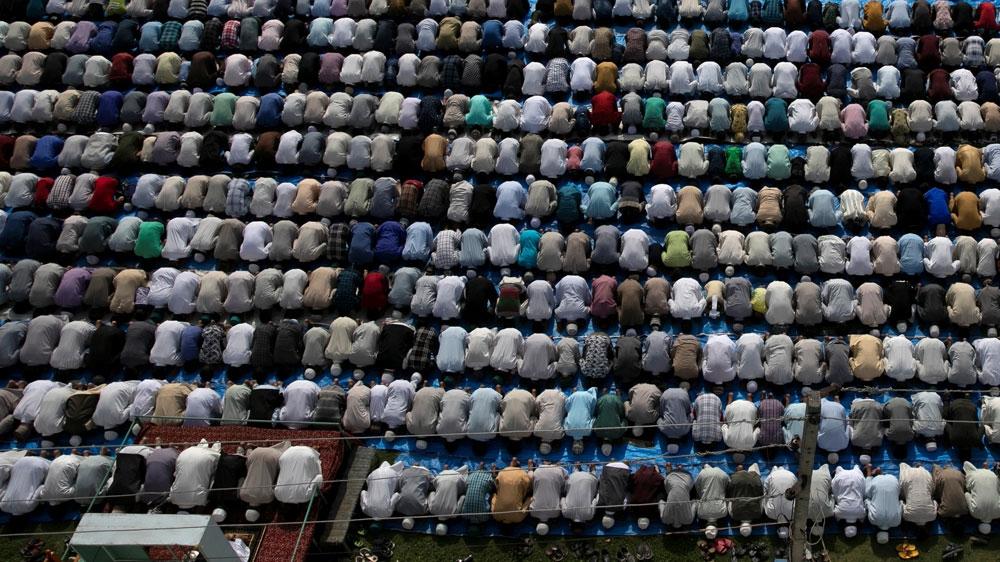 Eid in Kashmir