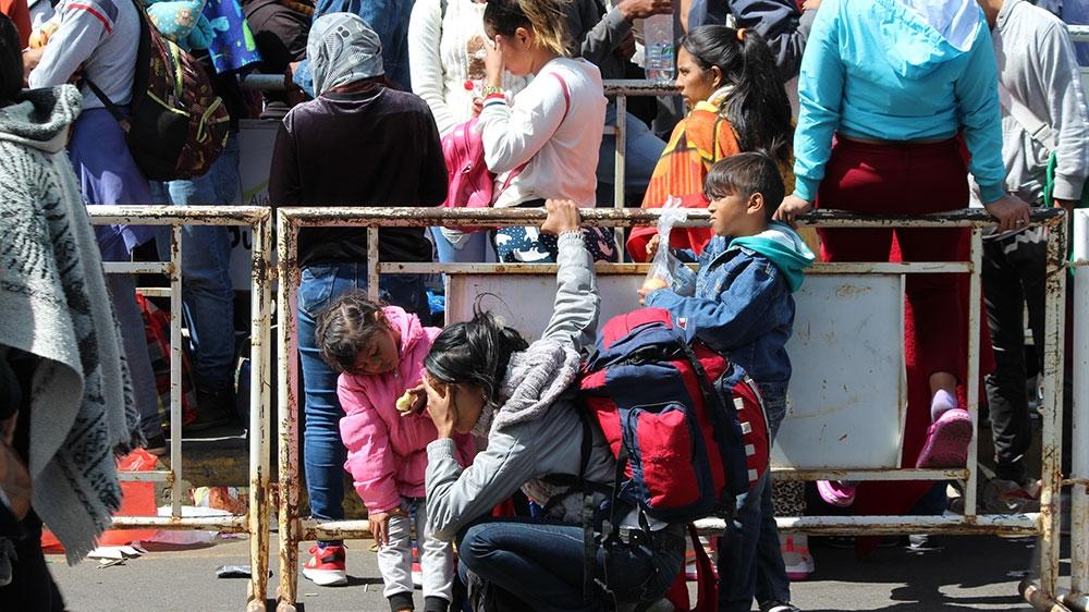 Venezuelans - Ecuador [Joshua Collins/Al Jazeera]