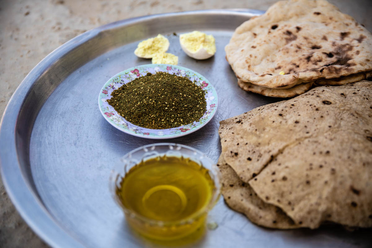 Despite all the hardship, residents of Masafer Yatta take pride in their hospitality. [Alyona Synenko/ICRC]