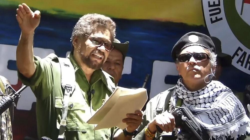 FARC - COLOMBIA