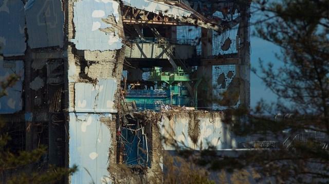 Japan Fukushima reactor