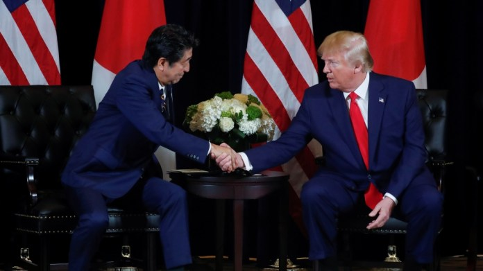 Japan/US Trade Talks