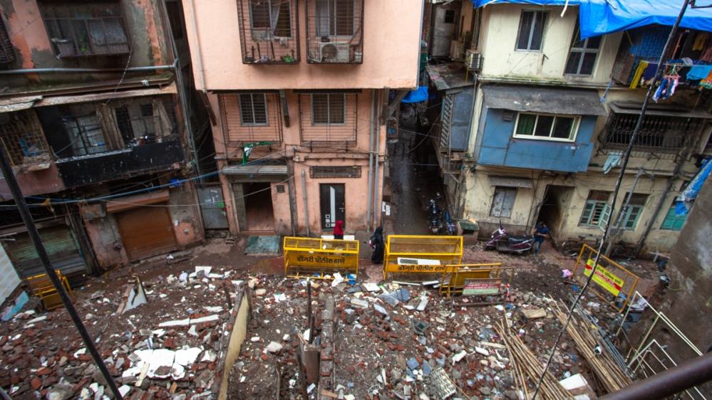 India's Financial Capital Is Crumbling